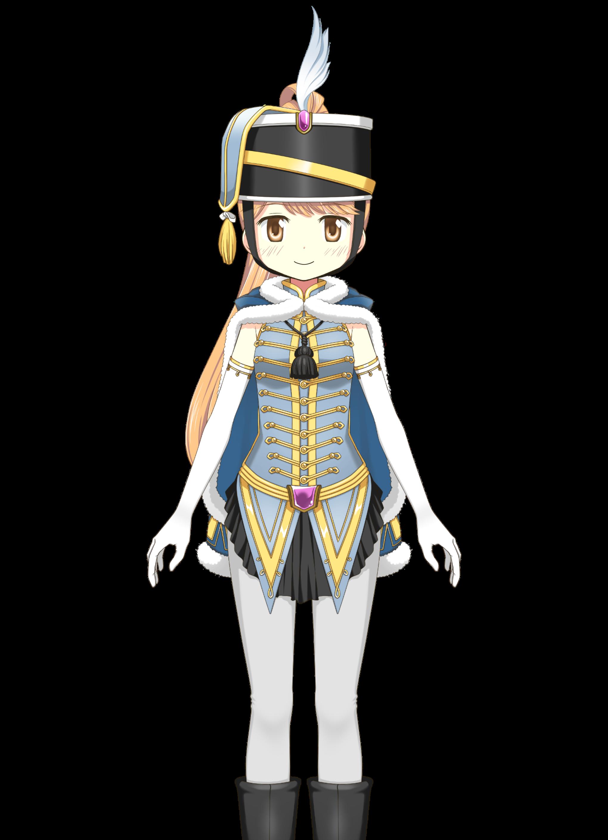 Kirari Hikaru/Costumes