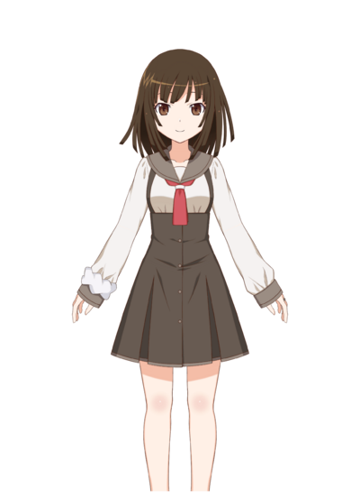Sengoku Nadeko Pre-Transformation.png