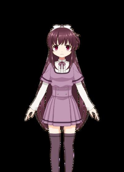 Amane Tsukuyo Pre-Transformation.png