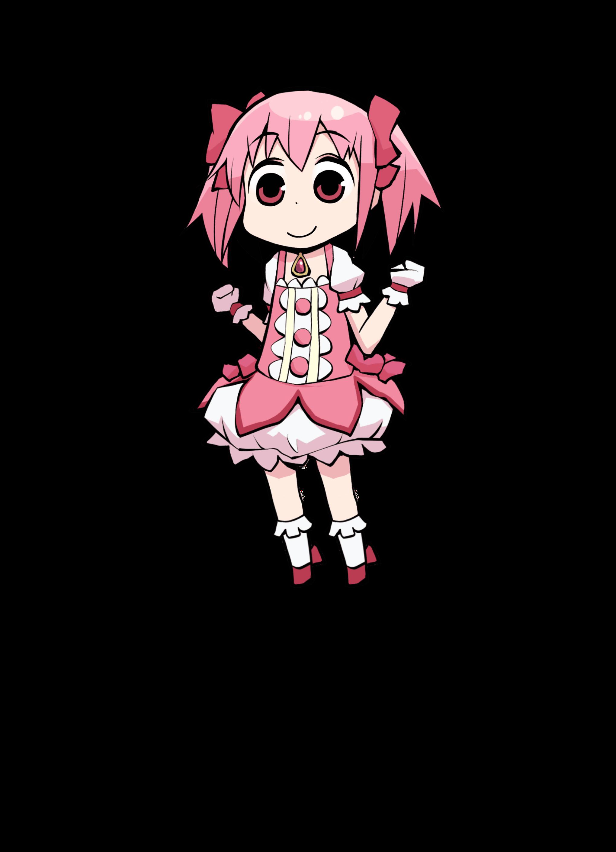 Madoka-senpai/Costumes