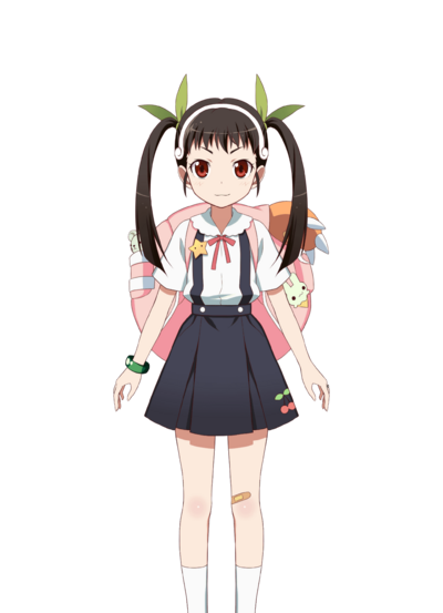 Hachikuji Mayoi Pre-Transformation.png
