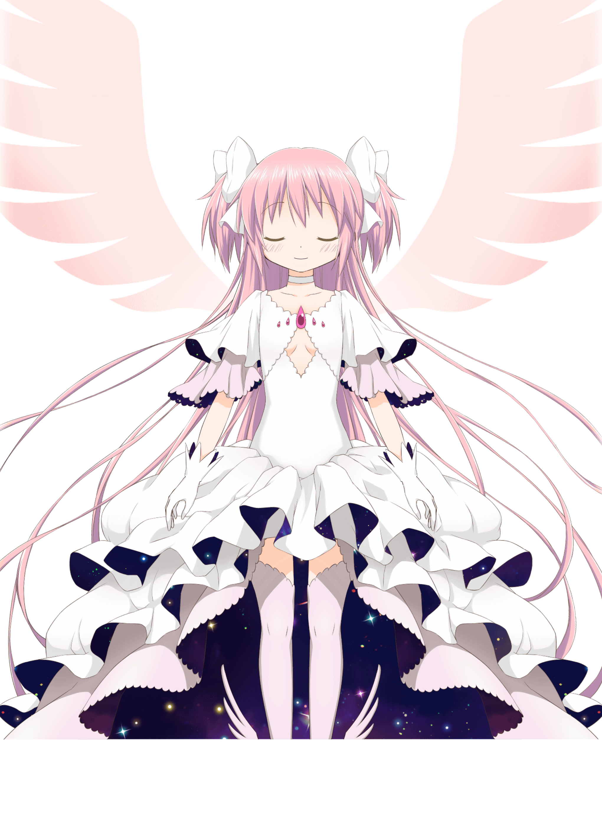 Ultimate Madoka/Costumes