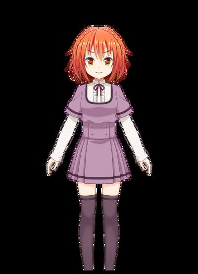 Kurumi Manaka Pre-Transformation.png