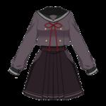 Matsumiya Municipal First Middle School Uniform.png