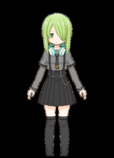 Miyabi Shigure Pre-Transformation.png