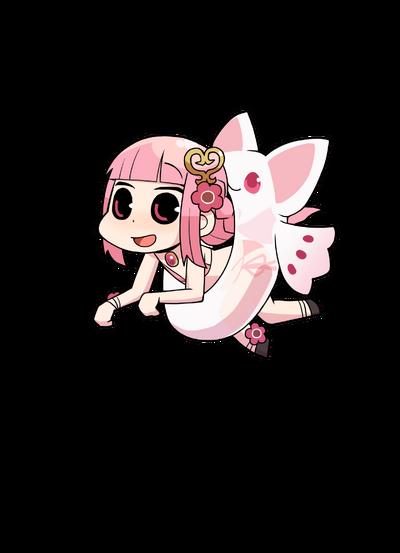 Tamaki Iroha (Mizugi ver.) MagiRepo Sticker.png