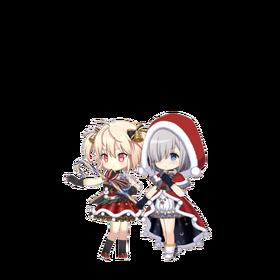 Rika & Ren (Christmas ver.) Sprite.png