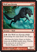 Wolf aus Kessig