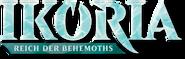 Ikoria Reich der Behemoths Schrift