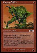 Raging goblin exodus