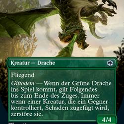 Grüner Drache/Galerie