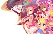 Magical girls by akimiya-d59tp6f