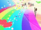 Sasami Mahou Shoujo Club Magical Girls using their magic3