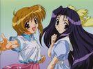 Magical Kanan Chihaya and Sayaka2