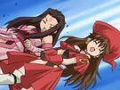 Happy Seven Daikoku-ten and Benzi-ten