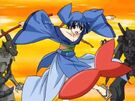 Happy Seven Ebisu using an attack2