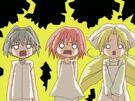 Binzume Yousei Kururu, Chiriri and Sarara4