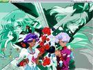 Utena fight to protect by chezanorakuen