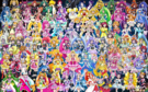 87 Pretty Cure Warriors with Fairies (Updated)