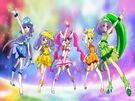 Gdgd Youseis in Smile! Pretty Cure style