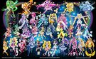 33 Pretty Cure Warriors with Fairies