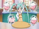 Sasami Mahou Shoujo Club Sasami using her magic3