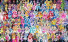 115 Pretty Cure Warriors with Fairies