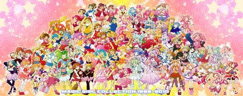 Magical Girl (Mahou Shoujo - 魔法少女) Wiki