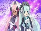 Gen'ei o Kakeru Taiyou Etia and Ariel