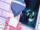 Sasami Mahou Shoujo Club Ayane using her magic8