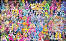 85 Pretty Cure Warriors with Fairies