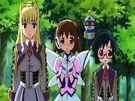 Ultimate Girls Silk in a Corrector Yui cosplay