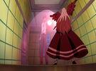 Kamichama Karin Kirio using an attack3