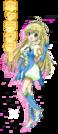 Lilpri Cinderella pose