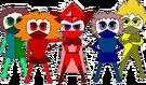 Magic Heart King Rhett and the Shadow Sisters