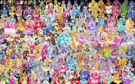 159 Pretty Cure Warriors with Fairies2