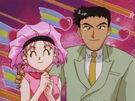 Magical Project S Honoka and Ginji in the Pretty Space