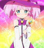 Majokko Mirakurun chinatsu cosplay.jpg