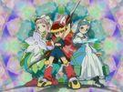 Otogi-Juushi Akazukin Fairy Musketeers Introduction
