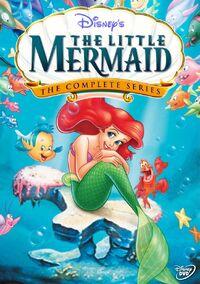 The Little Mermaid - The Complete Series - Custom DVD Cover 1 001.jpg