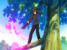 Kamichama Karin Kirio using his weapon3
