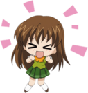 Happy Seven Kuriya pose