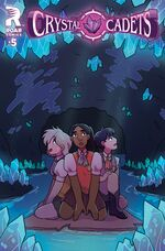 Crystal Cadets 5 cover.jpg
