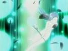 Gedou Otome Tai Kanashi in her transformation