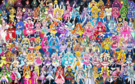 112 Pretty Cure Warriors with Fairies (Updated2)