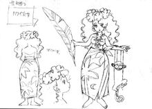 Fun Fun Pharmacy Witch setting design 5
