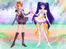 Pretty Cure Blast Charm
