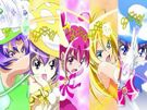 Gdgd Youseis in Smile! Pretty Cure (Princess Form) style