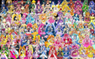 95 Pretty Cure Warriors with Fairies (updated)
