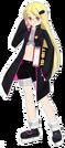 Hi sCoool! SeHa Girl Mega Drive pose2